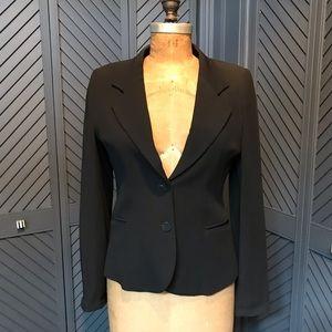 EUC vintage Burberry blazer